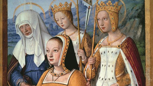 La Duchesse Anne et les crêpes de Blé Noir : la Légende