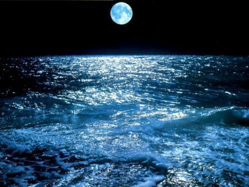 Les Marées …. Phénomène expliqué