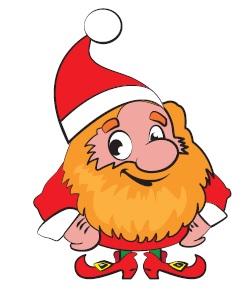 C'est Noël à la Crêperie de Saint Maurice !!!