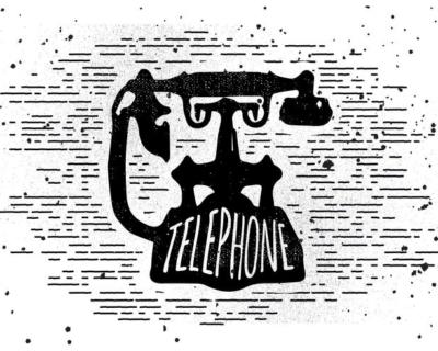 Nouveau standard téléphonique…..pour la déco