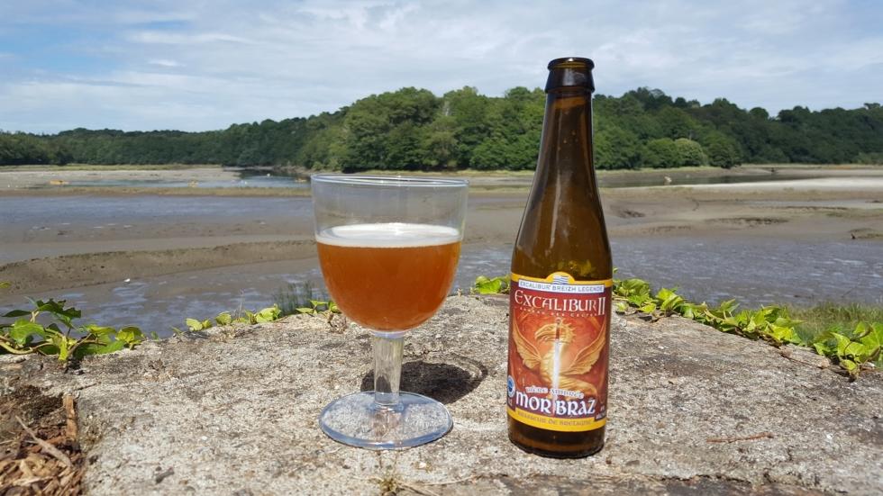 Une bière Rock N' Roll inspirée de la légende Excalibur