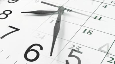 Nouveaux horaires et annulation de nos congés annuels cette année.